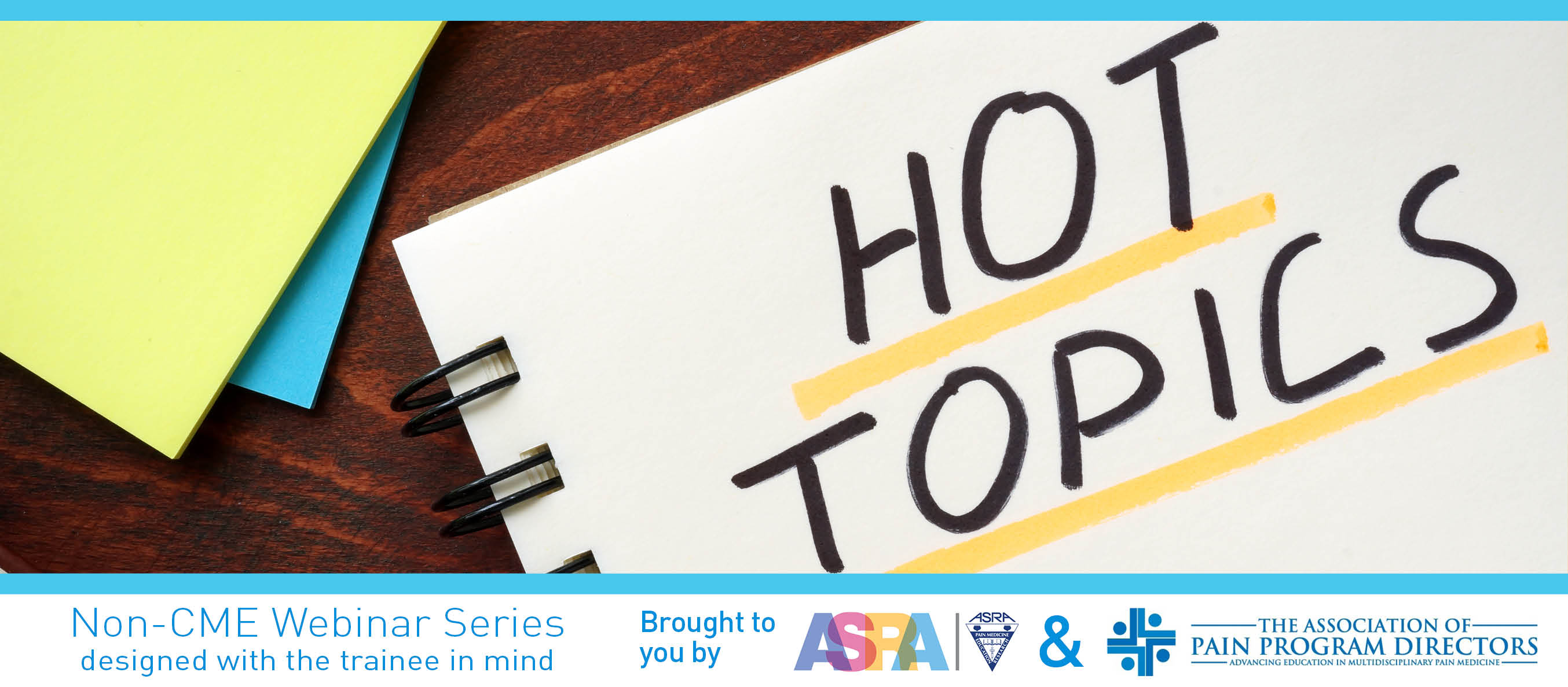 Hot Topics Webinars